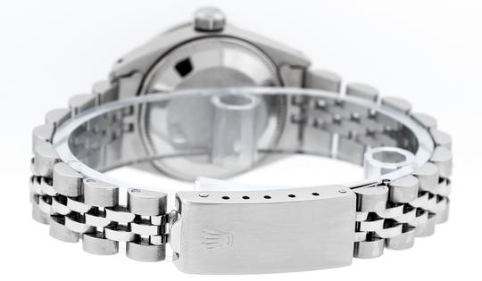 Rolex Ladies Datejust Stainless Steel with Sapphire Dial Watch Image 2