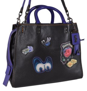 Coach Disney Disney X Snow White Handbag Tote in Black