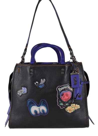 Coach Disney Disney X Snow White Handbag Tote in Black Image 1