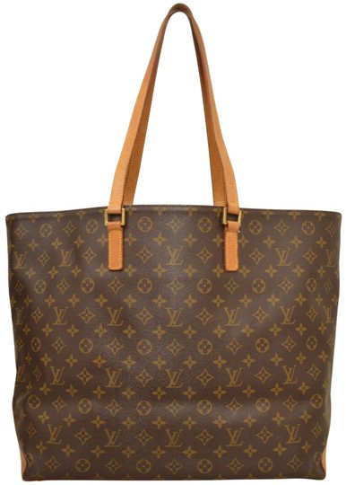 Louis Vuitton Tote Cabas Alto Carry On Shoulder Bag Image 1