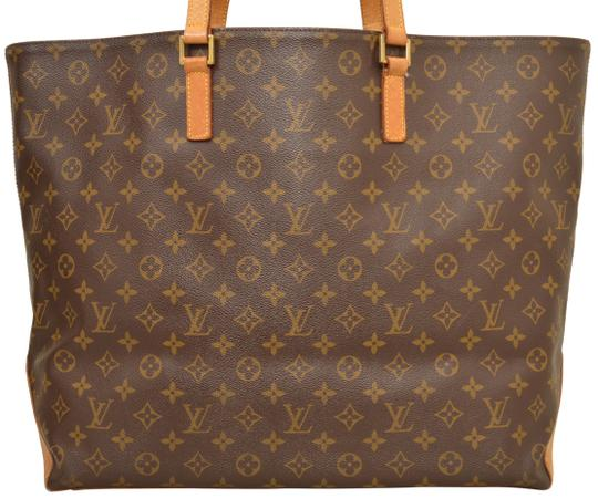 Louis Vuitton Tote Cabas Alto Carry On Shoulder Bag Image 3
