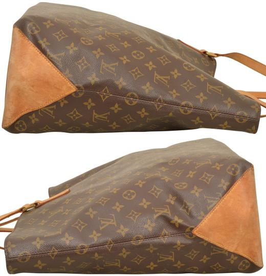 Louis Vuitton Tote Cabas Alto Carry On Shoulder Bag Image 4