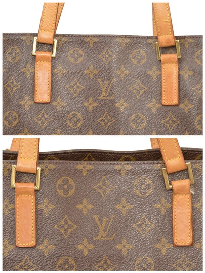 Louis Vuitton Tote Cabas Alto Carry On Shoulder Bag Image 9