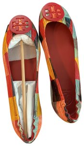 Tory Burch Red canyon colorscape stacked print Athletic
