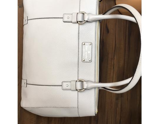 Kate Spade Satchel in Grey Image 1