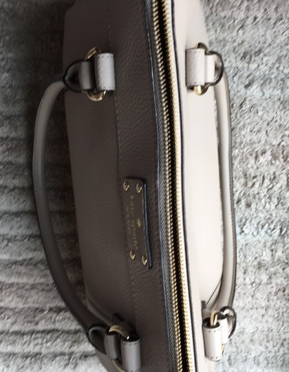 Kate Spade Satchel in Grey Image 10
