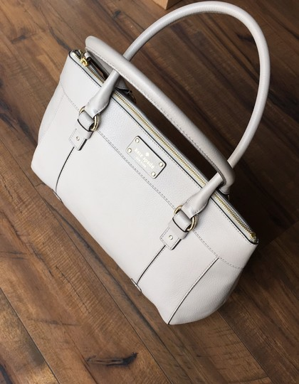 Kate Spade Satchel in Grey Image 2