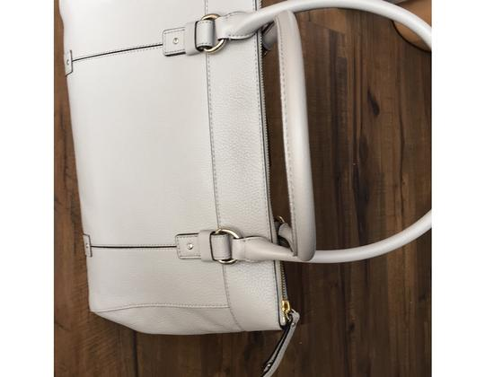 Kate Spade Satchel in Grey Image 4