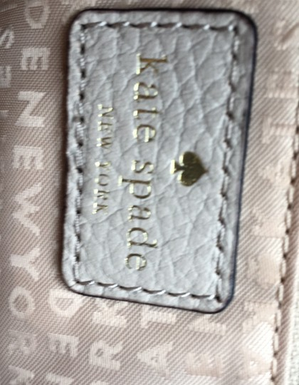 Kate Spade Satchel in Grey Image 7