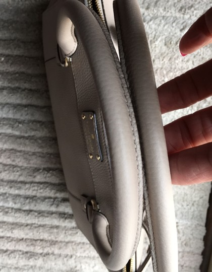 Kate Spade Satchel in Grey Image 8