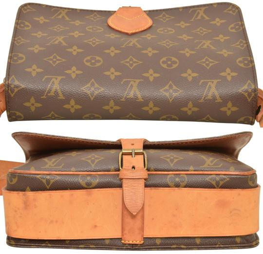 Louis Vuitton Monogram Shoulder Cartouchiere Mm Cross Body Bag Image 4