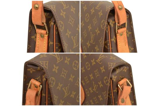 Louis Vuitton Monogram Shoulder Cartouchiere Mm Cross Body Bag Image 7