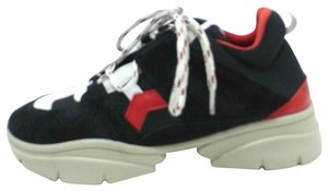 Isabel Marant Black Red Athletic