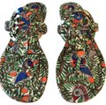 Tory Burch Multicolored Sandals