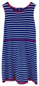 Sail to Sable short dress blue, white, red on Tradesy