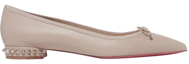 Item - Hall Spiked Leather Point-toe Flats Size EU 38.5 (Approx. US 8.5) Regular (M, B)