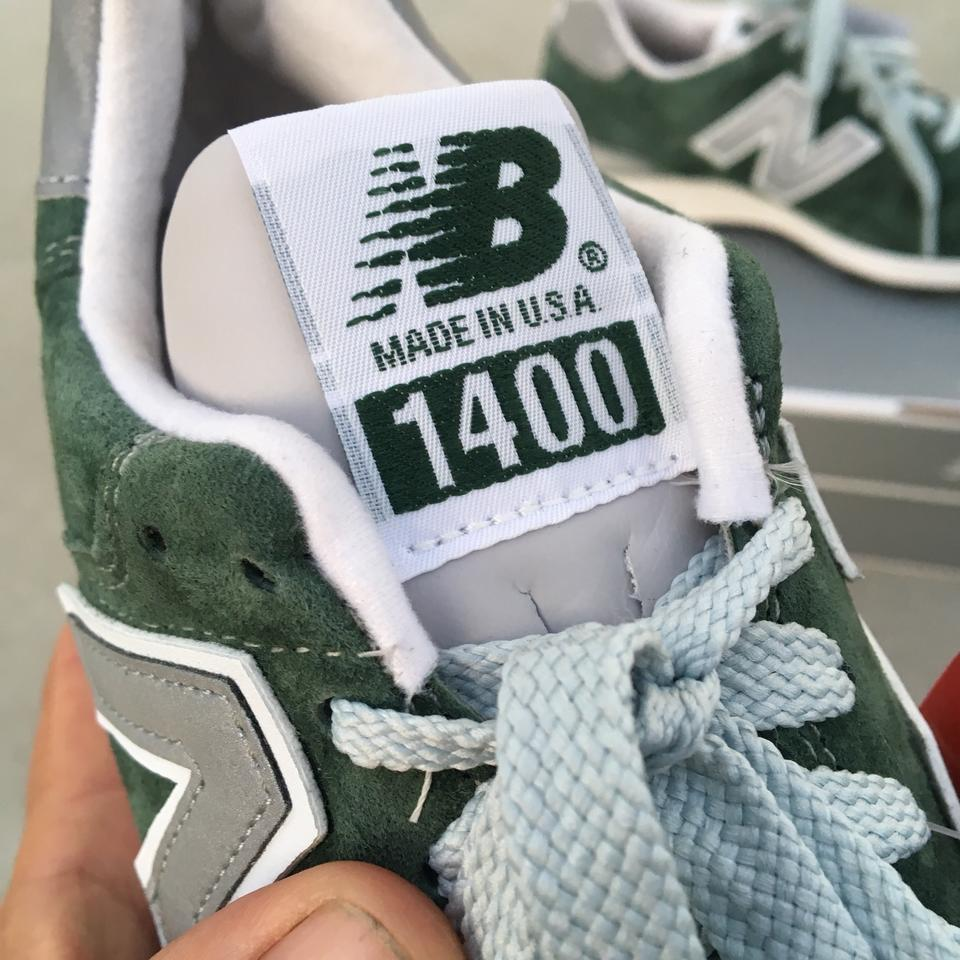 sports shoes 929d7 ceca5 Green 1400 Sneakers