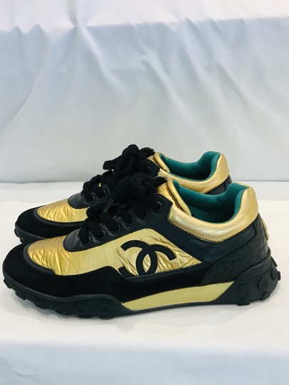 Chanel gold Athletic Image 2