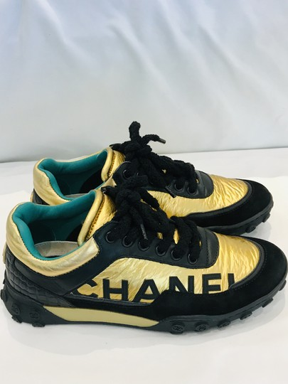 Chanel gold Athletic Image 4