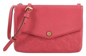 Louis Vuitton Twice Monogram Empreinte Cross Body Bag