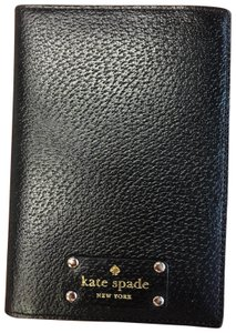 Kate Spade leather wallet Kate Spade Leather Passport Wallet