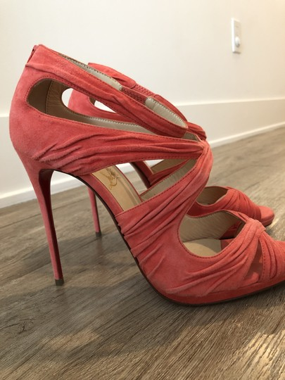 Christian Louboutin Coral Sandals Image 3