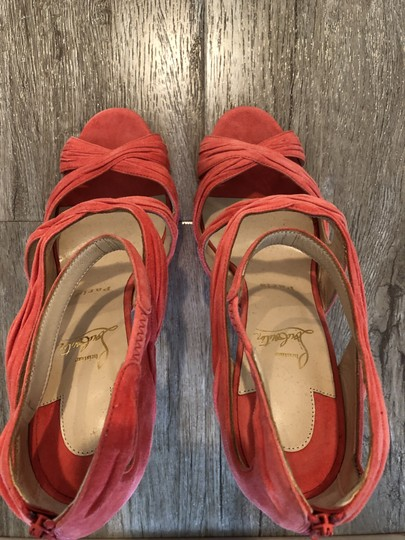 Christian Louboutin Coral Sandals Image 5