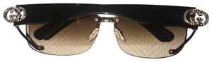 Gucci GG Crystal Brown