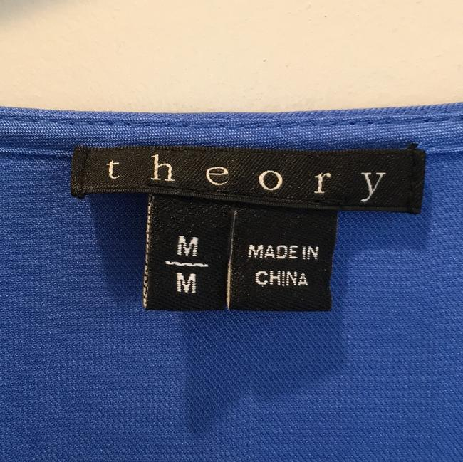 Theory Top Blue Image 1