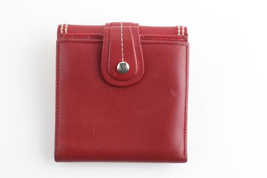 Dior Christian Dior D Charm Trifold Wallet Image 1