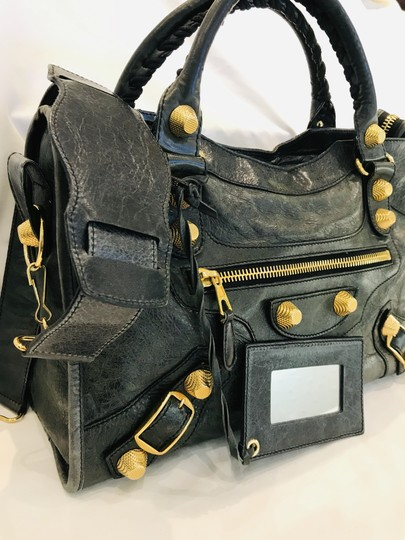 Balenciaga Satchel in grey Image 1
