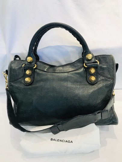 Balenciaga Satchel in grey Image 3