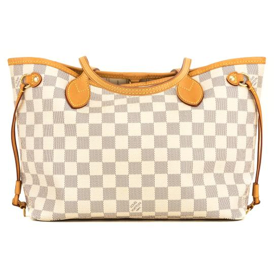 Louis Vuitton Tote in White Image 0