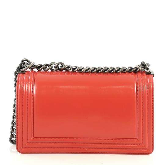 Chanel Reverso Flap Calfskin Shoulder Bag Image 2