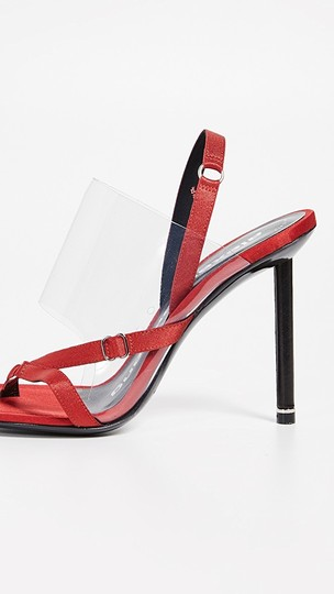 alexander wang red Sandals Image 1