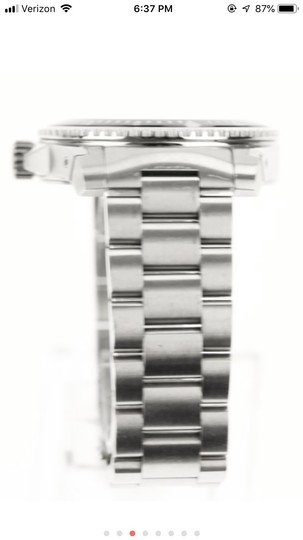 Gucci Silver Divers Watch Image 3