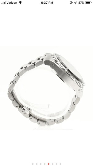 Gucci Silver Divers Watch Image 4