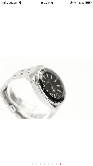 Gucci Silver Divers Watch Image 6