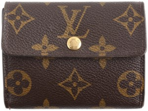Louis Vuitton Louis Vuitton Monogram Canvas Ludlow Wallet