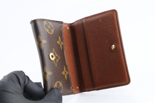 Louis Vuitton Louis Vuitton Monogram Canvas Ludlow Wallet Image 10