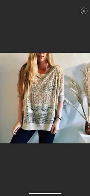 Anthropologie Sweater Image 7