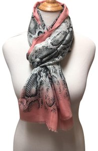 Other Snake Skin Scarf