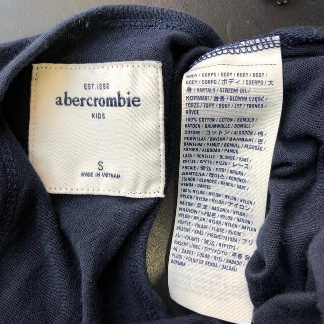 Abercrombie Kids Top Blue Image 4