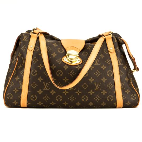 Preload https://img-static.tradesy.com/item/25815641/louis-vuitton-stresa-monogram-pm-4138024-brown-shoulder-bag-0-0-540-540.jpg