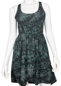 Hurley short dress Teal on Tradesy