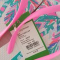 Lilly Pulitzer Pink Sandals Image 2