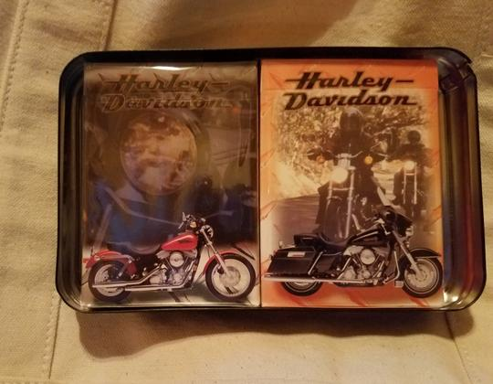 U.S. Playing Card Company Harley Davidson Playing Cards Limited Edition Image 1