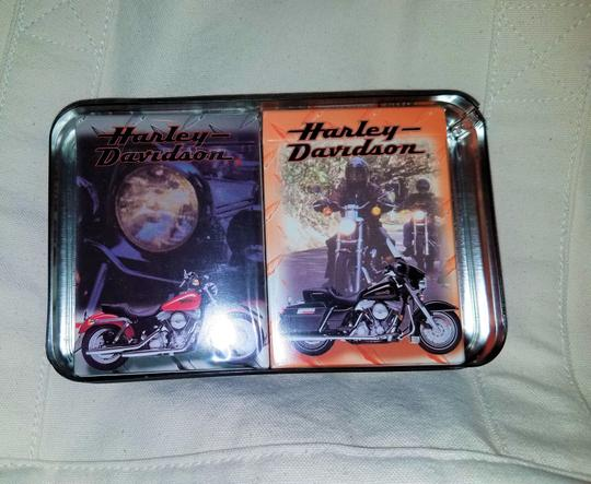 U.S. Playing Card Company Harley Davidson Playing Cards Limited Edition Image 2