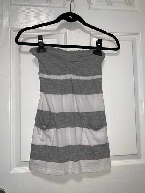 Abercrombie & Fitch Summer Tube Micro-mini Mini Dress Cover Up Top Image 1