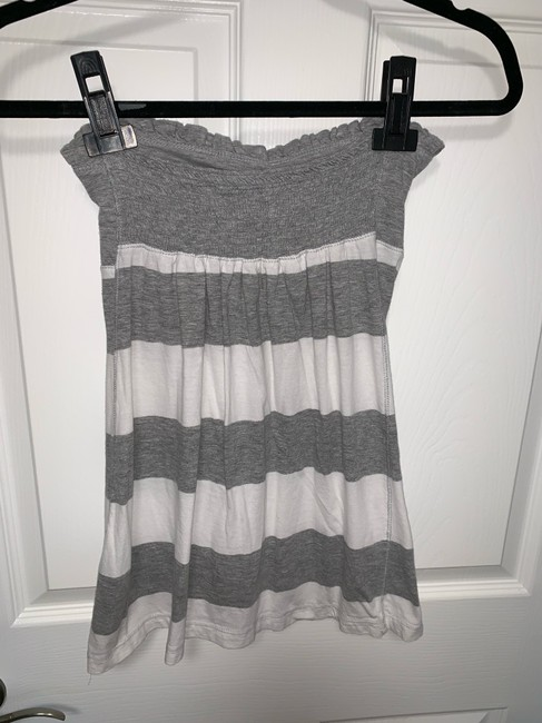 Abercrombie & Fitch Summer Tube Micro-mini Mini Dress Cover Up Top Image 2